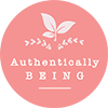 Authentically Being Logo